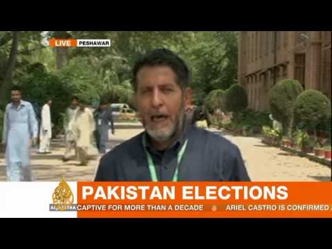 Vote - Pakistani voters have cast their ballots in the first ever election that would see power handed over from one civilian government to another. But there has b...