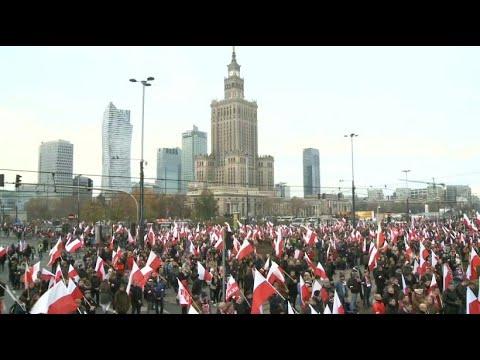 Zehntausende bei Unabhängigkeitsmarsch der extremen R ...
