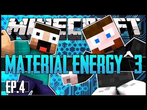 Energy - Minecraft - Material Energy^3 - Ep.04 w/ Skyzm Leave a LIKE on this video for more! Subscribe for more! ▻http://goo.gl/yCQnEn Material Energy^3 is an modpack using the Hardcore Questing...