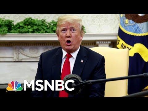 Joe: President Donald Trump Violating Constitutional Norms Again   Morning Joe   MSNBC
