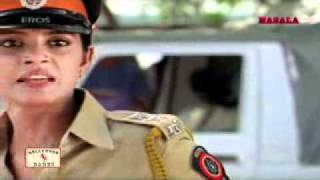 Neetu Chandra as Haryanvi police woman - One Two Three.flv