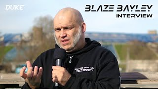 Blaze Bayley & Chris Appleton - Interview - Paris 2017 - Duke TV
