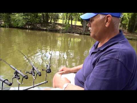 Ed Duke's fool-proof tight-lining for crappie