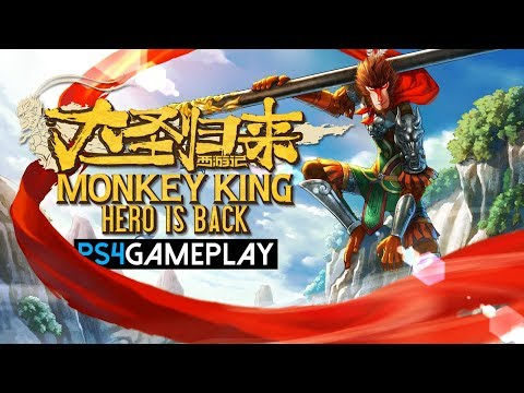Monkey King: Hero is Back Gameplay (PS4 HD)