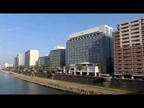 【たまゆら温泉】宮崎観光ホテルで朝のお散歩♪
