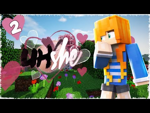 RISKING IT ALL | Valentines Day - Minecraft UHShe | Ep.2