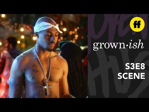 grown-ish Season 3, Episode 8 | Jazz Acts Weird Around Doug | Freeform