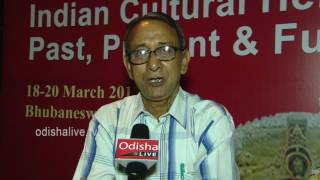 Prof. Niranjan Padhi, Educationist - ICICH Event 2017 - DAY 1 - Interview