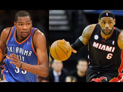 Video: Miami HEAT LeBron James vs OKC Thunder Kevin Durant -- 2014 NBA MVP