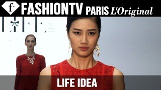 Life Idea Fashion Show Spring/Summer 2015 in China | FashionTV