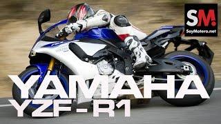 8. Yamaha YZF-R1 2015: Prueba Superbike
