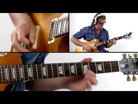 50 Southern Rock Licks – #4 Allman's Fillmore 2 – Guitar Lesson