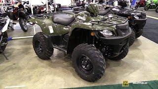 8. 2014 Suzuki King Quad 500 AXI -Walkaround - 2014 Toronto ATV Show