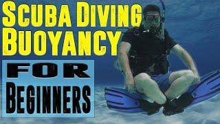 Buoyancy Scuba Diving: How not to sink in the Ocean