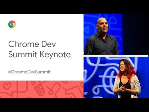 Keynote (Chrome Dev Summit 2019)