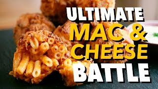 THE ULTIMATE MAC 'N' CHEESE BATTLE by SORTEDfood