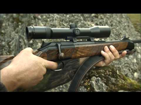 Carabina Blaser R93 in Romania doar prin Arrow International.