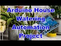 Download Lagu Ep.51 Automated House Plant Watering with Arduino Project Part 1 Mp3 Free