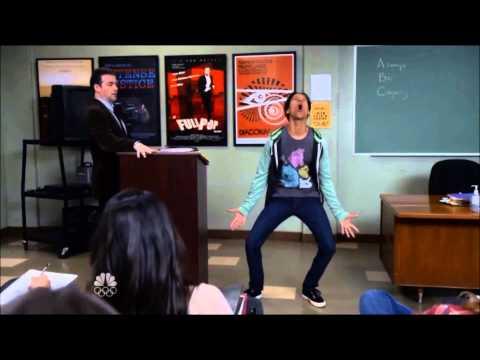 Abed's Imitation of Nicolas Cage