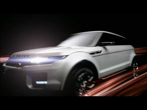 Video: Range Rover Evoque LRX Concept
