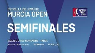 Semifinales - Tarde - Estrella de Levante Murcia Open 2018 - World Padel Tour