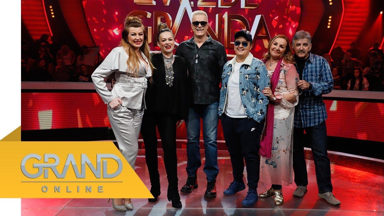NOVE ZVEZDE GRANDA 2019: Dvadeset šesta emisija – 16. 03. – najava