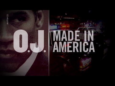 O. J. Simpson : Made in America VF - OPENING