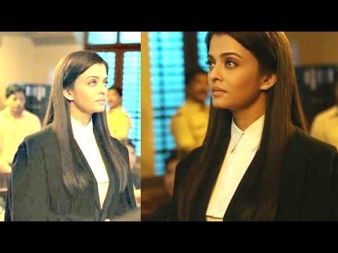 Aishwarya Rai Bachchan Speaks On Real Courtroom Sc