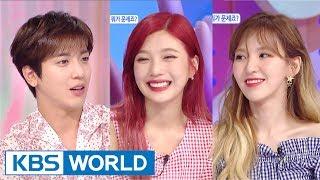 Video Hello Counselor -Joy, Wendy, Jung Yonghwa, Yang Sehyung [ENG/THAI/2017.07.24] MP3, 3GP, MP4, WEBM, AVI, FLV Desember 2017