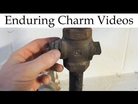 How To Shut Off Natural Gas Valves