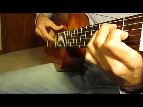 Easy Classical and Spanish Guitar Rhythm