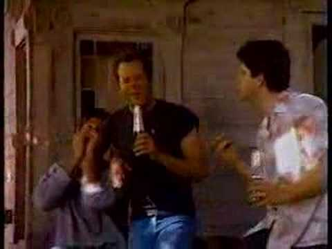 Bruce Willis - Seagram's Wine Coolers