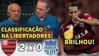 Video Flamengo 2 x 0 Emelec # PÓS JOGO # Libertadores 2018 # 5ª Rodada MP3, 3GP, MP4, WEBM, AVI, FLV Mei 2018