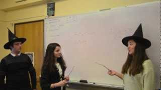 Harry Potter Skit for Math-O-Vision Contest