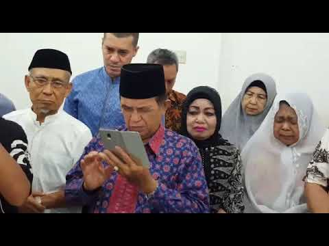 Video: Wapres Jusuf Kalla Melayat AM Fatwa di RS MCC