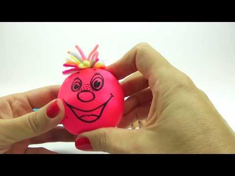 Вскрываем детские игрушки смотрим что внутри  Необычные игрушки для детей  Игрушкин ТВ - DomaVideo.Ru