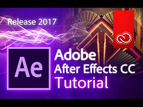 After Effects CC 2017 - Full Tutorial For Beginners [COMPLETE]*