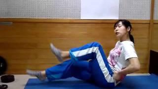 自宅でできる腸腰筋のトレーニング