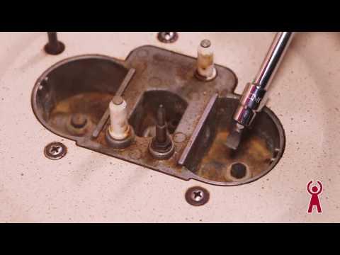 Pulitura Ugelli Fornello a Gas