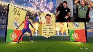 Video INSANE £1000 FIFA 18 PACK OPENING | FT. RONALDO AND MESSI GIVEAWAY!!! MP3, 3GP, MP4, WEBM, AVI, FLV November 2018
