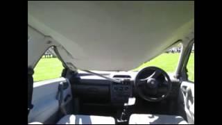 Driffield United Kingdom  City pictures : CRASHMAN STUNTS UK IN CAR FOOTAGE DRIFFIELD CAR SHOW 2013
