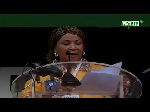 Giga meeting de l'opposition pour dire non à la violation de la constitution