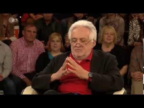 """Henryk M. Broder zur """"Merkel-Raute"""""""