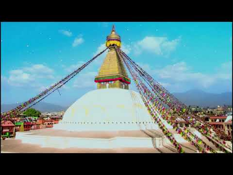 (दशैं बिषेश | Om Mani Padme Hum | Peace of mind music | Dashain special song - Duration: 48 minutes.)