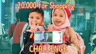 Video Belanja Bareng Baby Qahtan Halilintar | 20.000 Challenge MP3, 3GP, MP4, WEBM, AVI, FLV Mei 2019