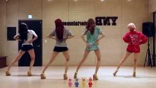 Bestie love options mirrored dance practice