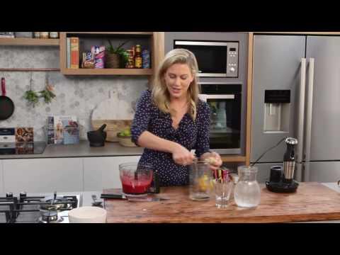 Bosch Summer Berry Water | Everyday Gourmet S6 EP39