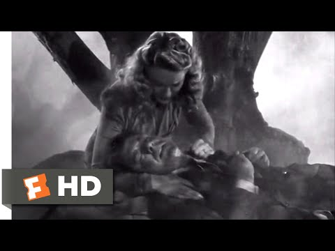 The Wolf Man (1941) - Wolf Attack Scene (2/10) | Movieclips
