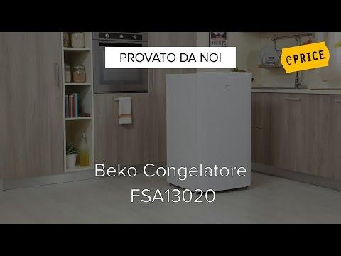 Video Recensione Congelatore Verticale Beko FSA13020