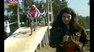 Down-Hill em São Brás de Alportel - Anos 90